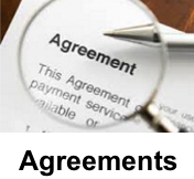 image of agreements