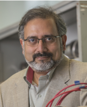 Abhay Deshpande, professor of experimental physics at Stony Brook University