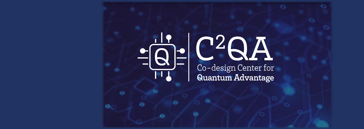 logo for the Co-design Center for Quantum Advantage
