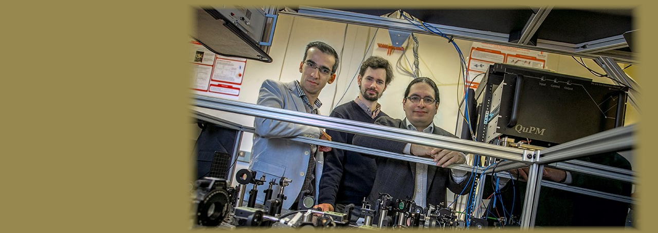 researchers at Stony Brook University's Department of Physics and Astronomy