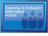 Diversity & Inclusion/Affirmative Action button